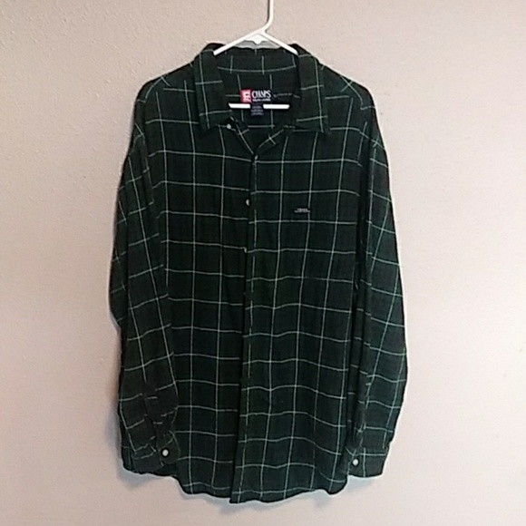 Chaps Other - 🎂 Chaps Ralph Lauren polo flannel shirt